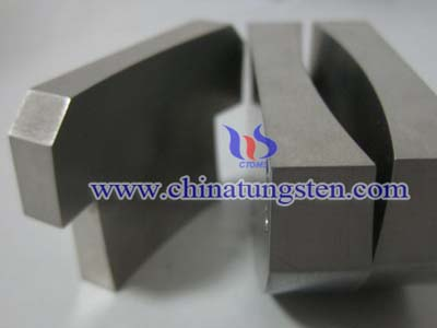 Tungsten Alloy Counterweight Picture