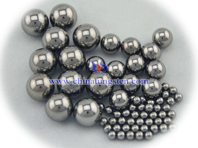 Tungsten Alloy Sphere Picture