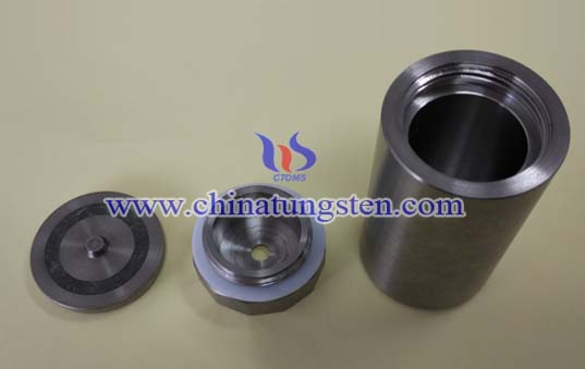 Tungsten Radiation Shielding Picture